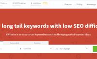 究极好用的谷歌关键词工具——KWfinder