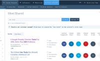 Buzzsumo大型教程(内容营销+外链outreach必备)营销神器