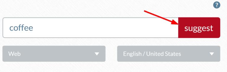 谷歌英文关键词工具:Ubersuggest讲解
