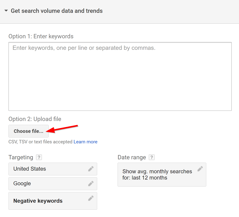 谷歌英文关键词工具讲解:Keyword Snatcher