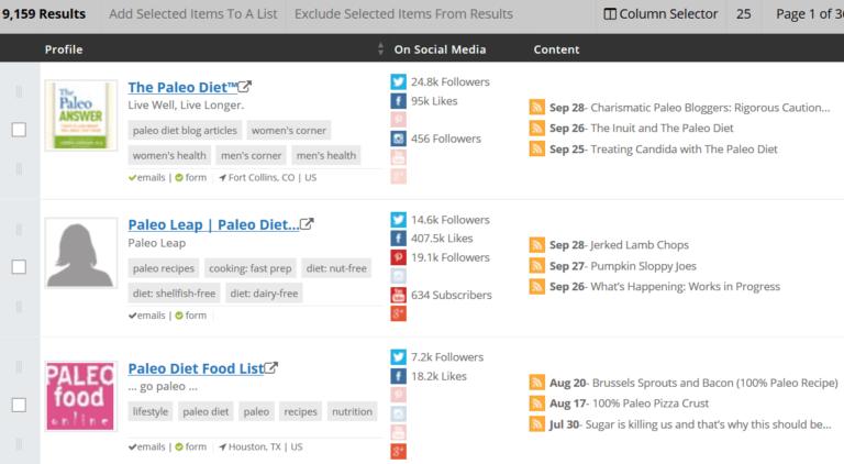 高效率谷歌外链建设技术:借助博客推广工具(blogger outreach tool)