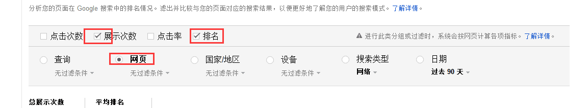 Google search console进阶必读——搜索流量篇