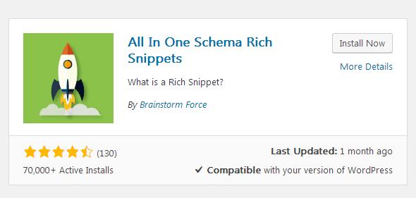 你们最想了解的谷歌富文本摘要(Rich Snippets)