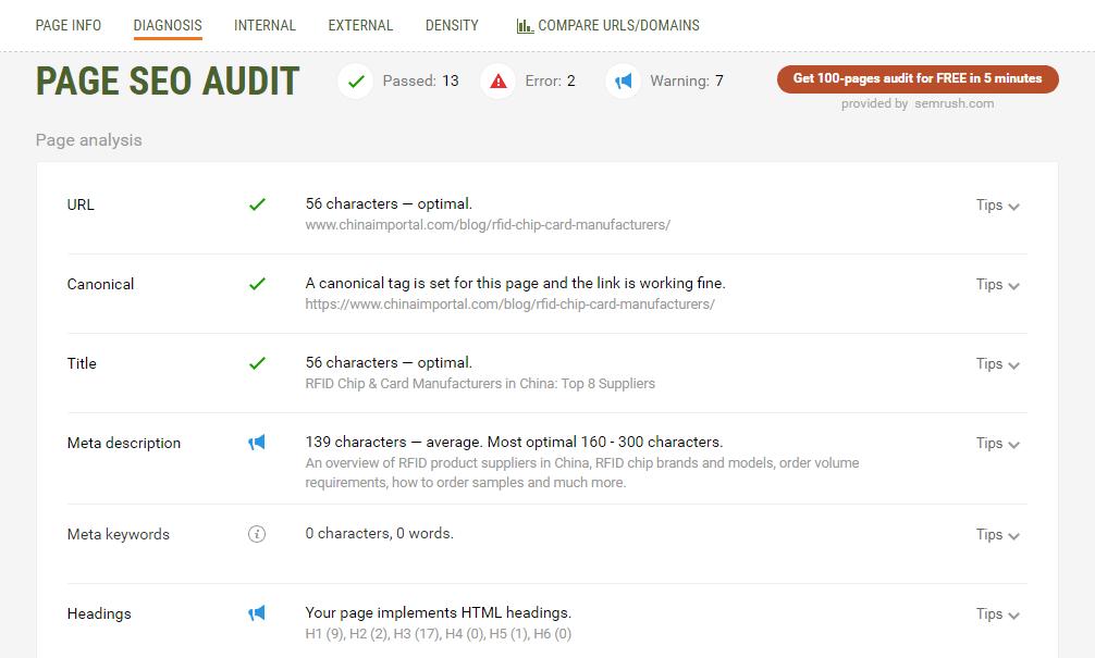 谷歌SEOer必备浏览器插件——SEO Quake