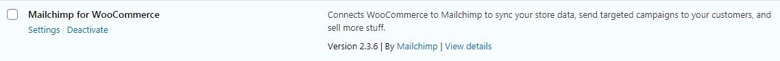 配合mailchimp好用的3个WP插件